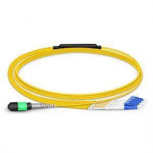 China single mode duplex armour SC LC APC UPC outdoor gpon fiber optic fiber ftth patch cord on sale