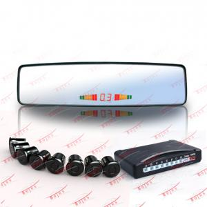 China Intelligent Digital LED Mirror Parking Assist System on sale