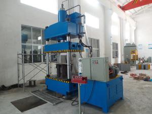China Y32 Series 200 Ton 4 Four-Column Hydraulic Press / High Speed Winding Hydraulic Press on sale
