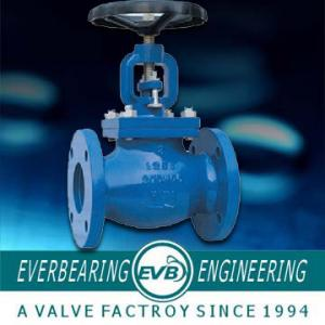 China BS5152 MSS SP-118 Cast Iron GlobeValve , Steel Valve With JB / T12224 Butt-welded Ends on sale