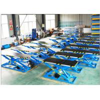 Moving Elevated Portable Lifting Platform With Extension Loading 100kg