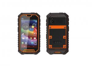 China 5 Inches FHD 3G Waterproof Military Smartphone with Walkie Walkie and Laser Pointer on sale