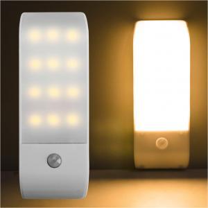 China 180LM Mini Ultra-thin Closet Light Motion Sensor Night Light For Hallway Drawer Closet on sale