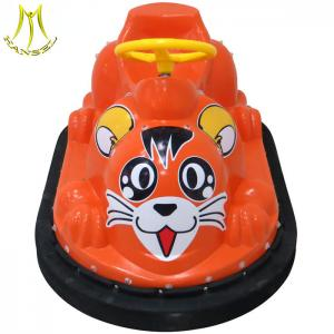 China Hansel battery operated plastic mini coin operated mini bumper car for sale on sale