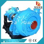 Wear resistant horizontal river gravel dredging pump centrifugal marine sand pump