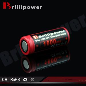 China Best Price High Quality 3.7v 18500 Li-ion 1600mah Rechargeable Battery on sale