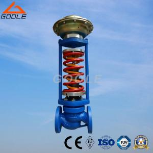 China Self Operated Pressure Reducing Valve (ZZY) on sale