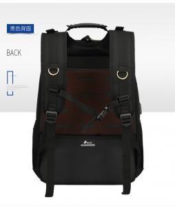 China School College Big Student Backpack 48*36*15 Cm With Adjustable Shoulder Straps on sale