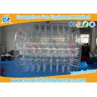 Custom Inflatable Waer Roller 1.0mm / 0.8mm PVC TPU Inflatable Toys