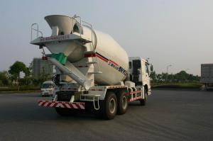 China 8m3 / 9m3 / 10m3 Small Mobile Concrete Mixer Truck SINO TRUCK (6*4) on sale