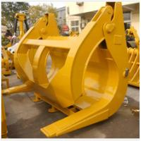 hydraulic grab for loader / loader hydraulic grapple