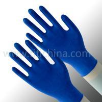 Disposable dental examination latex glove for dental use, powder free white disposable dentist Latex Examination Gloves