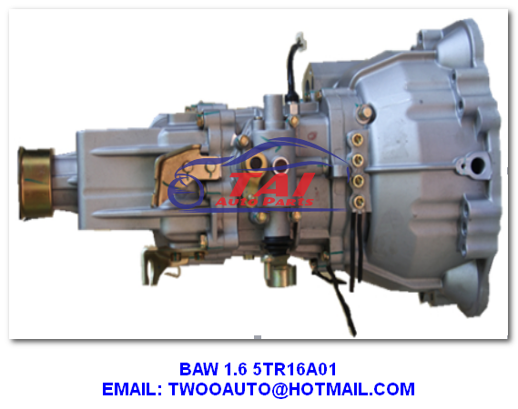 BAW Car Gearbox Parts 1 5/S2/M20 //5TR15A01 Gearbox Transmission