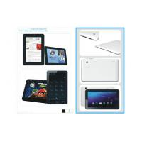 China GSM 7 Inches Dual Core Mid Android Tablet PC Built-in Microphone , Stereo Speaker on sale