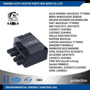 China ALFA ROMEO 46410164 DELPHI DS10000 GM10457075 HELLA 5DA749475191 HOFFER 8010316Car Ignition Coil unit , ignition parts on sale