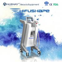 CE approval hot selling factory price HIFUshape slimming machine