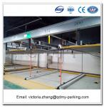 Lift and Slide Puzzle PCL Control Auto Parking System