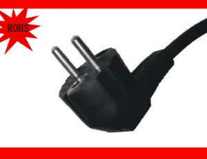 China Euro power cord with VDE Certification on sale