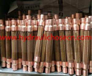 China All copper bellows/Instrument brass bellow/copper tube on sale