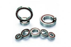 China P4, P5, P6 High precision 10 - 1700 mm Carbon Steel Angular Contact Ball Bearing 7332 AC on sale