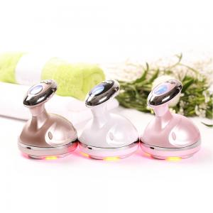 China Electric Handheld Health Body Massage Machine For Weight Loss With LED Light on sale