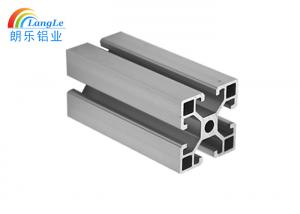 T5 Alloy Aluminium Frame Profile , Alum Extrusion Shapes For