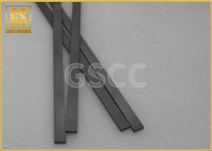 China OEM Service Carbide Insert Blanks / Tungsten Carbide Drill Blanks Finger Jointing Tool on sale