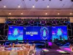 large Stage Background Magnetic Module P3 LED screen / Event LED screen Outdoor