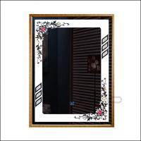 China LED Illuminated Bathroom Mirror Illuminated Bathroom Mirror With Demister on sale