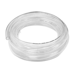 China Eco Friendly PVC Clear Flexible Tubing , Transparent Hose Pipe Tube OEM / ODM Available on sale