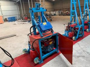 China tractor mounted water well drilling rig machine for water wells mine drilling rig Water Well Drill · Rotary Drilling · on sale