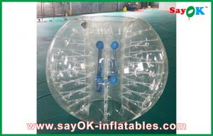 China Customize TPU Body Zorbing Ball Inflatable Soccer Balls 1.5m Printing on sale
