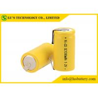 China Sc1300mah 1.2 V Battery Nickel Cadmium Battery For Emergency Backup Lightings on sale