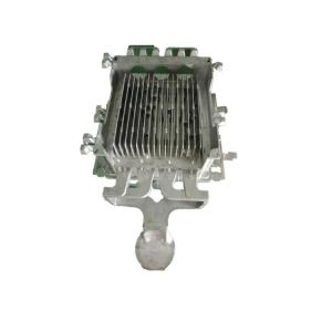 China China OEM mould maker made Aluminum Die Casting Telecommunication Enclosure on sale