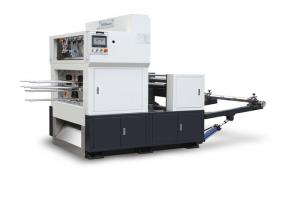 Quality Automatic Roll Die Cutting Stripping Machine For Paper Cups 320 Times / Min for sale