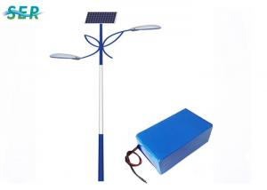 China 26650 4S6P LiFePO4 Lithium Battery Rechargeable 12V 20Ah Solar Street Light Applied on sale