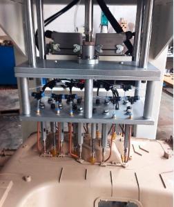 China Auto Hot Plate Welding Machine For Automobile Water Tank spot welding machine spin welding machine on sale