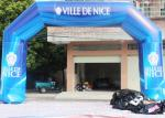 Durable Custom Inflatable Arch , Inflatable Balloon Arch For Decoration