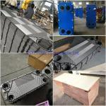 Plate Heat Exchanger, Heat Exchanger Plate Heat Exchanger Gasket, Heat Exchanger Plate (M6/10/15/20/X25/30/Clip3/6/8/10/Ts6/Tl6/T20/P5/P12/P13/P14/P15/)