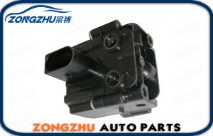 China Plastic BMW Air Suspension Solenoid Valve F02 Solenoid Valve Block 37206799419 on sale