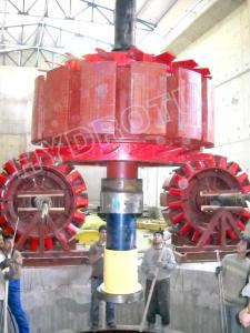 China 100KW - 20MW synchronous hydroelectric Generator excitation system with Francis Hydro turbine / Water Turbine on sale