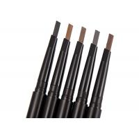 China Free Cut Waterproof Eyebrow Pencil Pre Drawing Eyebrows Cosmetic Pencil With 5 Colors on sale