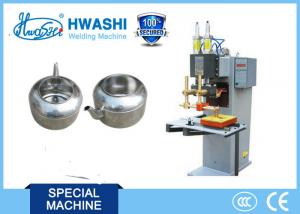 China HWASHI KD5 Stainless Steel Teapot Sieve Spot  Welding Machine on sale