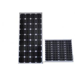 China Roof 70w Silicon Solar Panels For Home , Silicon Solar Module Off - Grid Power supplier
