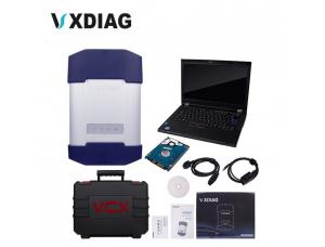 China 2017 NEW ALLSCANNER VXDIAG MULTI Diagnostic Tool For bmw Powerful than Icom A2 A3 NEXT Original software with T420 Lapto on sale