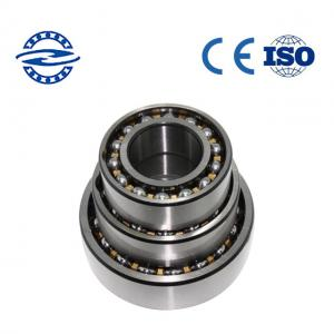 China Steel / Brass Cage Double Row Angular Contact Ball Bearing Skf7005AC With 15 Degree High Precision on sale