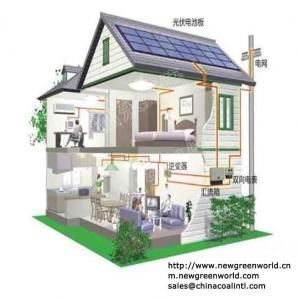 China Home Solar Energy Power System on sale
