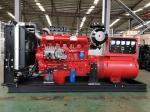 Hot sale 80KW/100KVA emergency diesel generator set powered by Ricardo diesel engine R6105AZLD in red