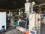 High Intensity Sheet Hollow Profile Sheet Extrusion Line 650kg/H Max Capacity