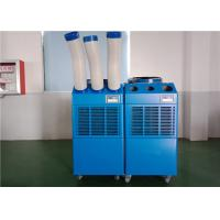 Spot Coolers Portable Air Conditioners 22000BTU Free Installation With Movable Wheels